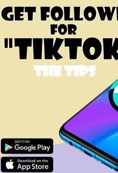 Get Followers for Tiktok 2019 Best Tips poster