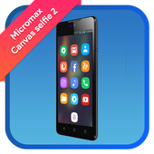 Theme for Micromax Canvas Selfie 2 icon