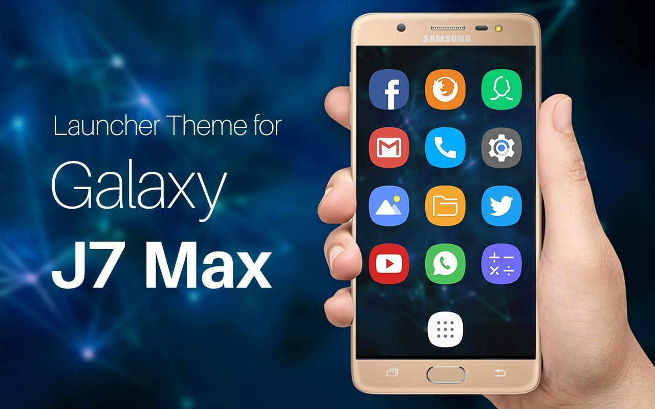 samsung j7 max themes free download