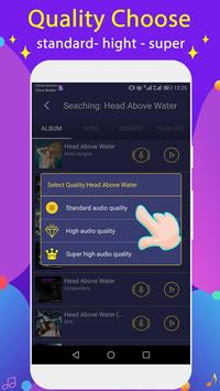 Free Music Downloader + Mp3 Music Download Song screenshot 2