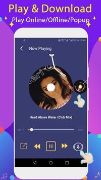 Free Music Downloader + Mp3 Music Download Song screenshot 4