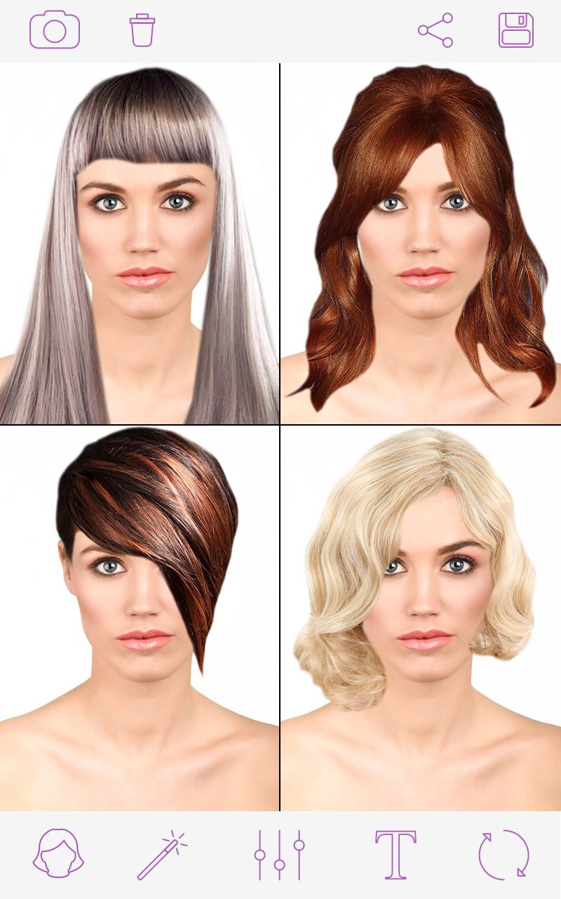 Woman Hairstyles 2018 for Android - APK Download