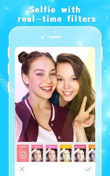 Sweet Camera - Selfie Camera & Photo Editor screenshot 2