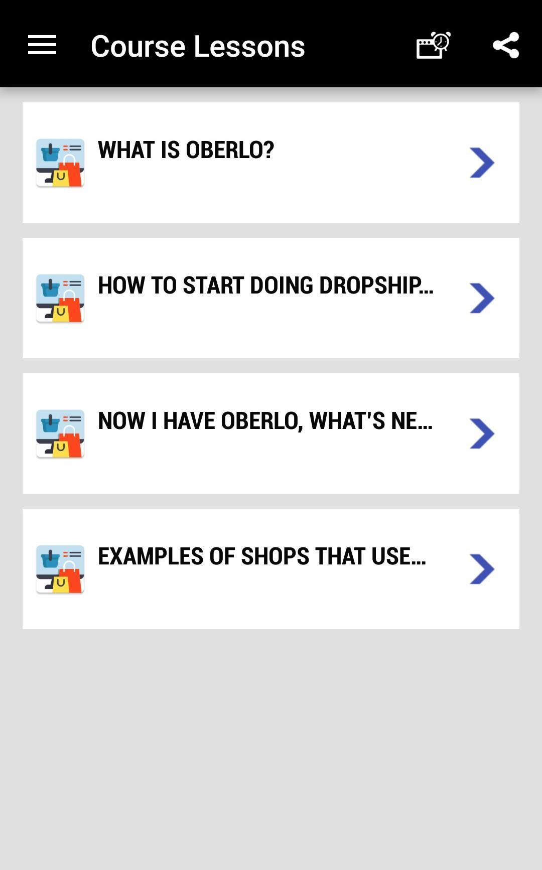 Oberlo Dropshipping Course 2019 for Android - APK Download