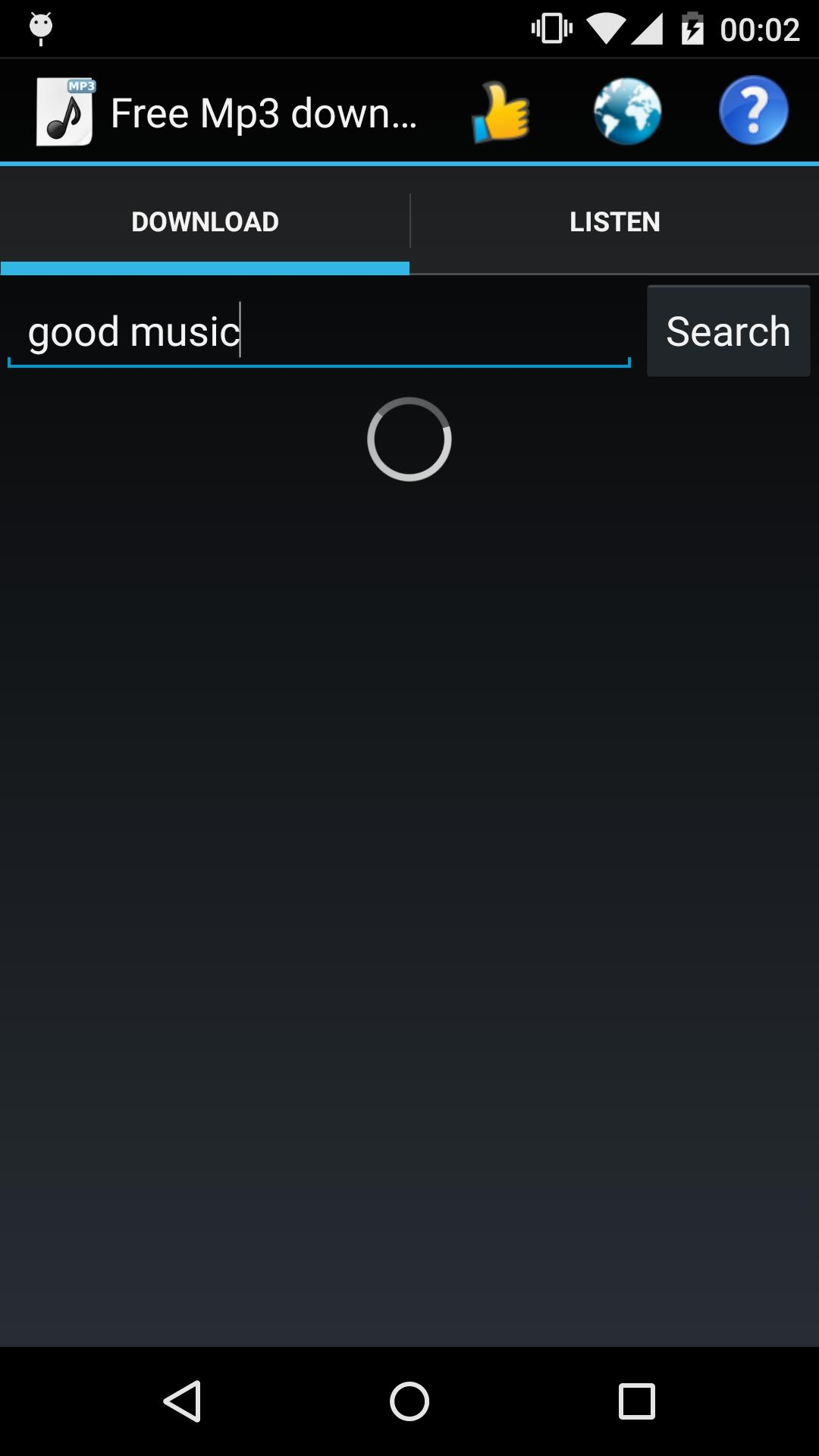 Free Mp3 Downloads for Android - APK Download