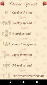 Lenormand Love Tarot 截圖 1