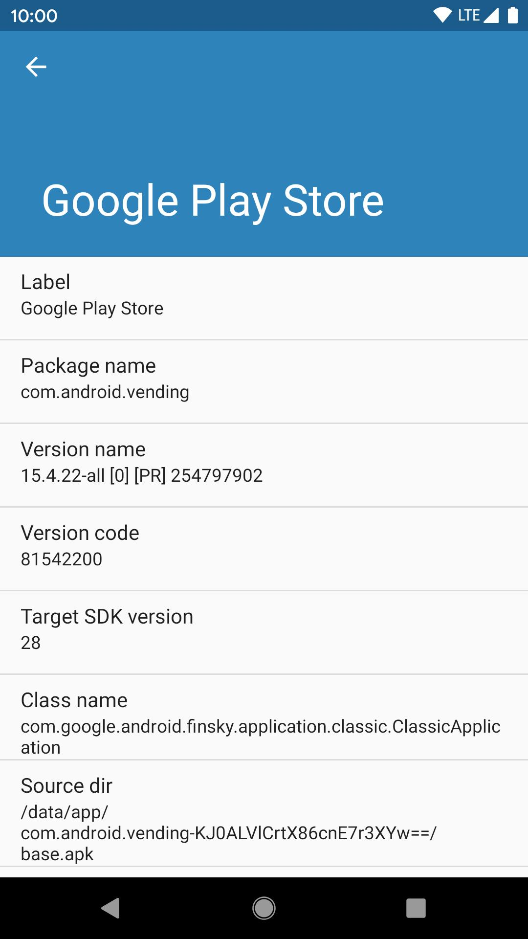 App Inspector for Android - APK Download