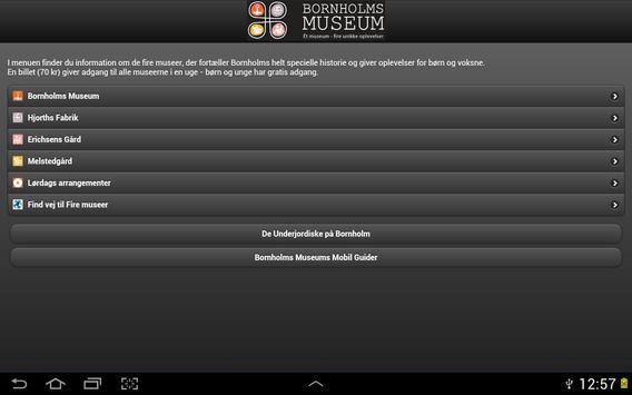Bornholms Museum screenshot 13