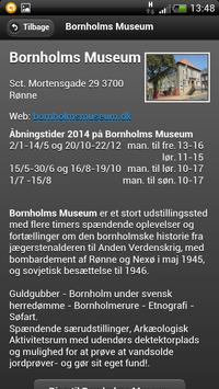 Bornholms Museum screenshot 1