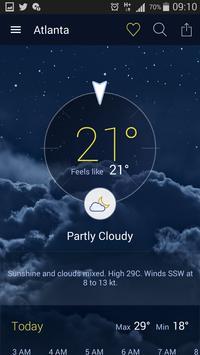 Bahrain Weather screenshot 3