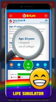 SimLife for BitLife Simulator Advice screenshot 4