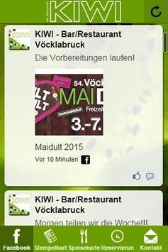 KIWI Bar-Restaurant poster