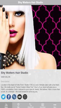 Shy Watters Hair Studio screenshot 4