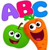Смешная еда Учим буквы📚 Игры и Алфавит для детей иконка