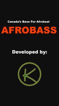 Afrobass poster
