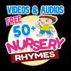 Free Nursery Rhymes App   Videos   Offline songs icon