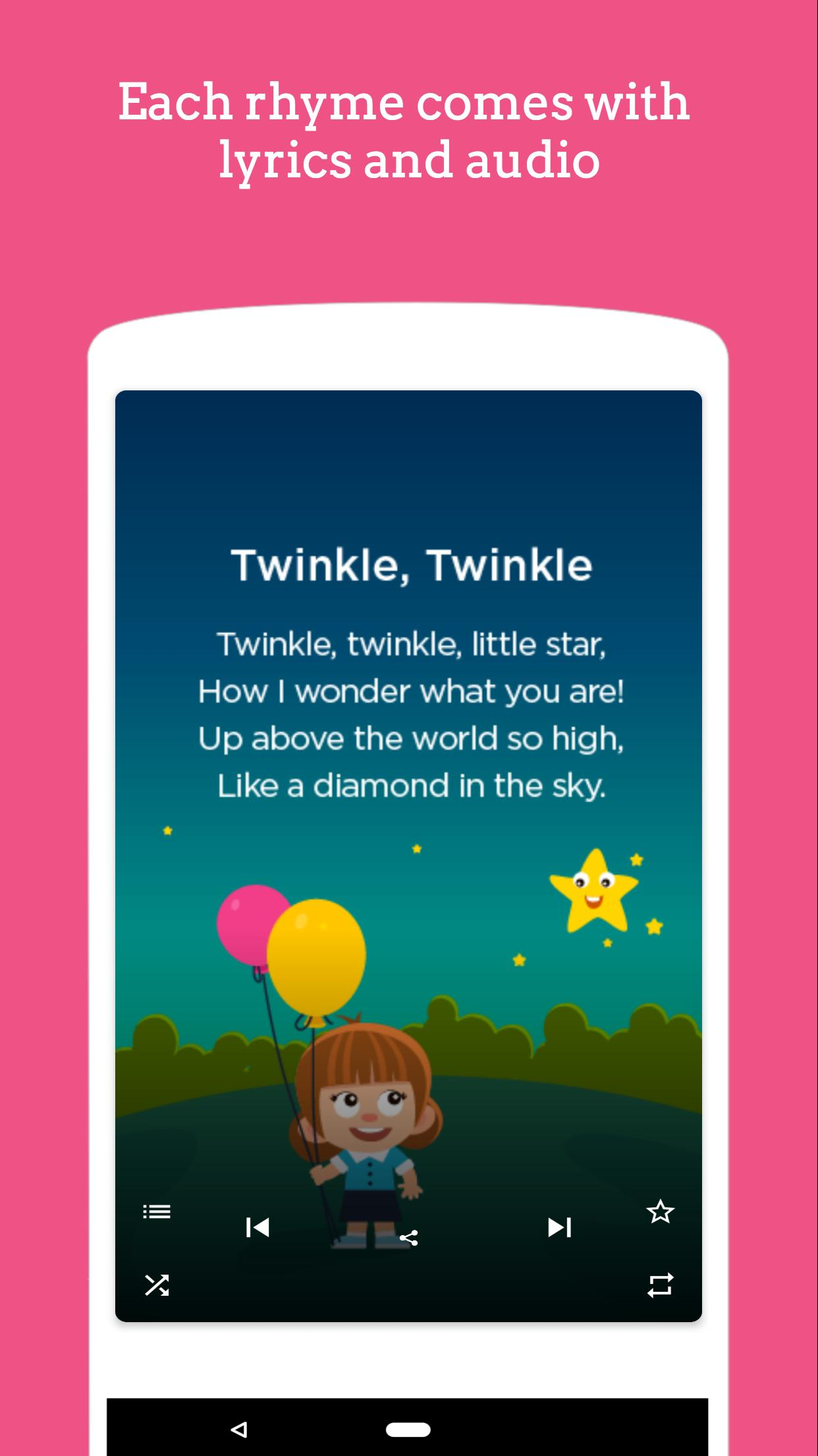 Nursery Rhymes For Android Apk