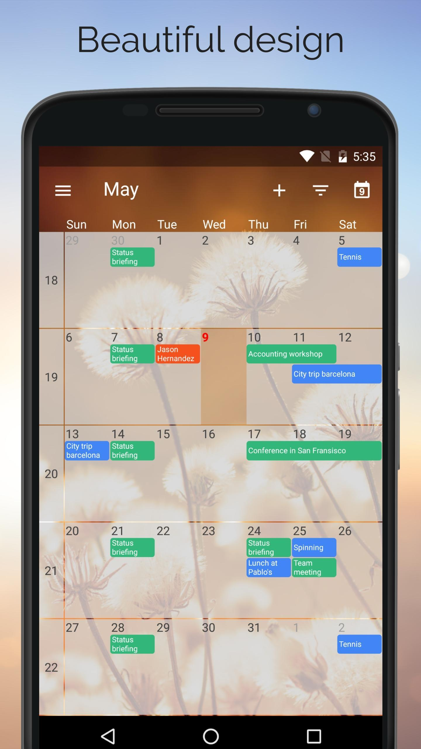 One Calendar.One Calendar For Android Apk Download