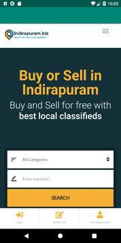 Indirapuram.Biz poster