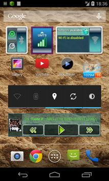 Mobile Data Widget screenshot 4