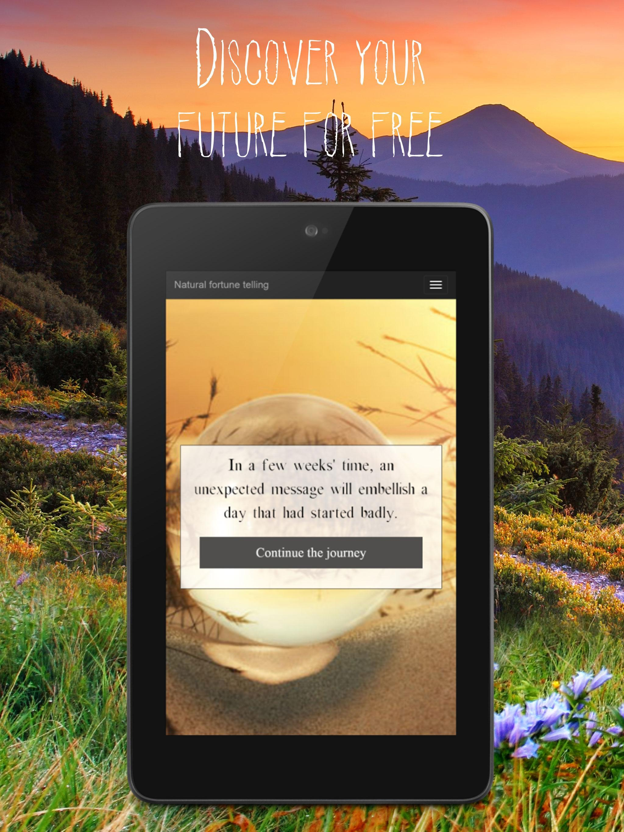 True psychic reading - Natural vision for Android - APK Download