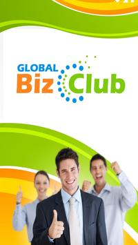 Global Biz Club poster