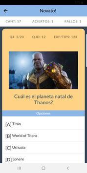 Vengadores, cuanto sabes? screenshot 4