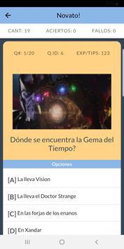 Vengadores, cuanto sabes? screenshot 3