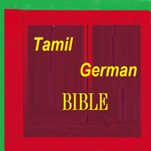 Tamil Bible German Bible Parallel icon