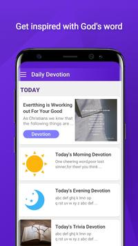 Daily Devotion ポスター