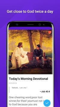 Daily Devotion スクリーンショット 1