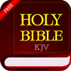 ikon King James Bible - KJV Offline Free Holy Bible