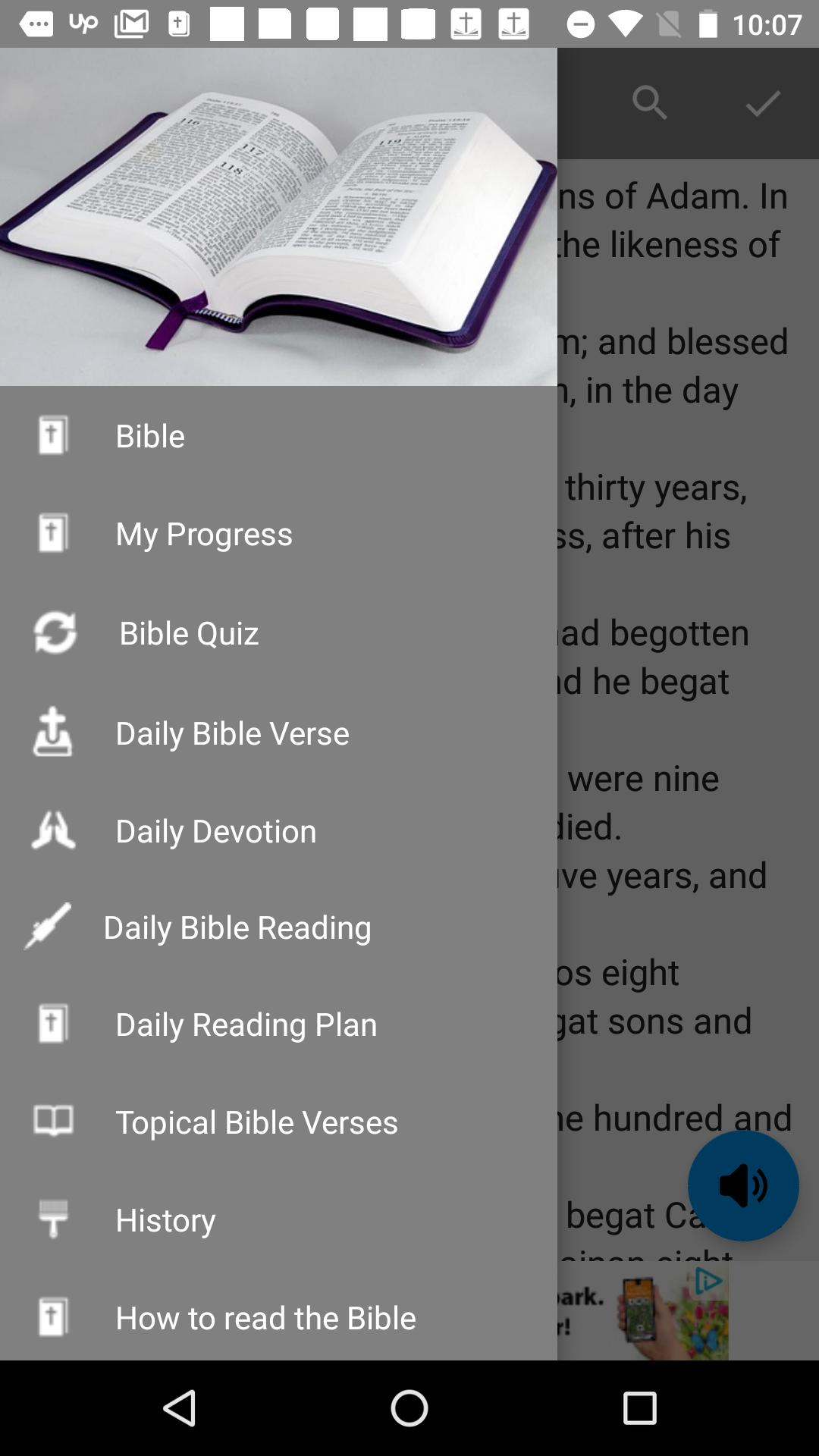 King James Bible - KJV Offline Free Holy Bible for Android