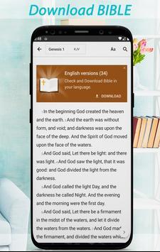 Bible captura de pantalla 1