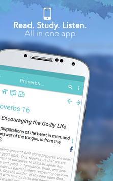 Bible study apps free screenshot 8