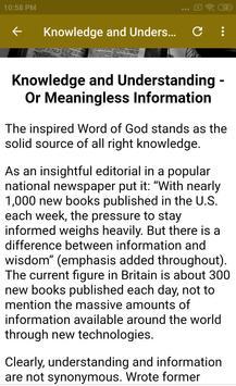 Bible Study Course Lesson 2 screenshot 11