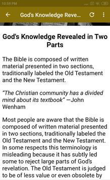 Bible Study Course Lesson 2 screenshot 7
