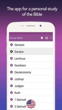Bible Study 海报