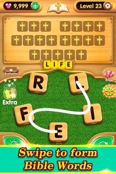 Bible Word Puzzle screenshot 21