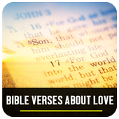 Bible Verses About Love icon