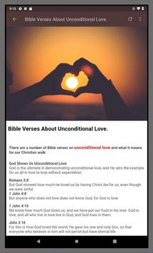 Bible Verses About Love screenshot 8