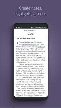 Bible App by Olive Tree capture d'écran 4