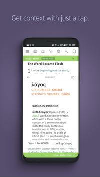 Bible by Olive Tree screenshot 7