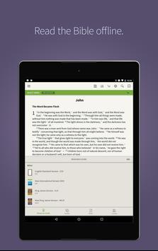 Bible App by Olive Tree capture d'écran 8