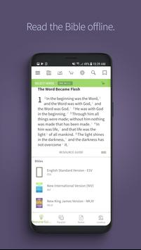 Bible App by Olive Tree Affiche