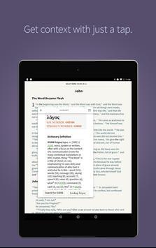 Bible App by Olive Tree screenshot 23
