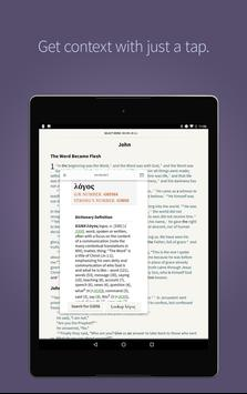 Bible App by Olive Tree capture d'écran 23