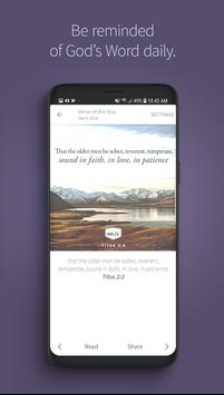Bible App by Olive Tree capture d'écran 2