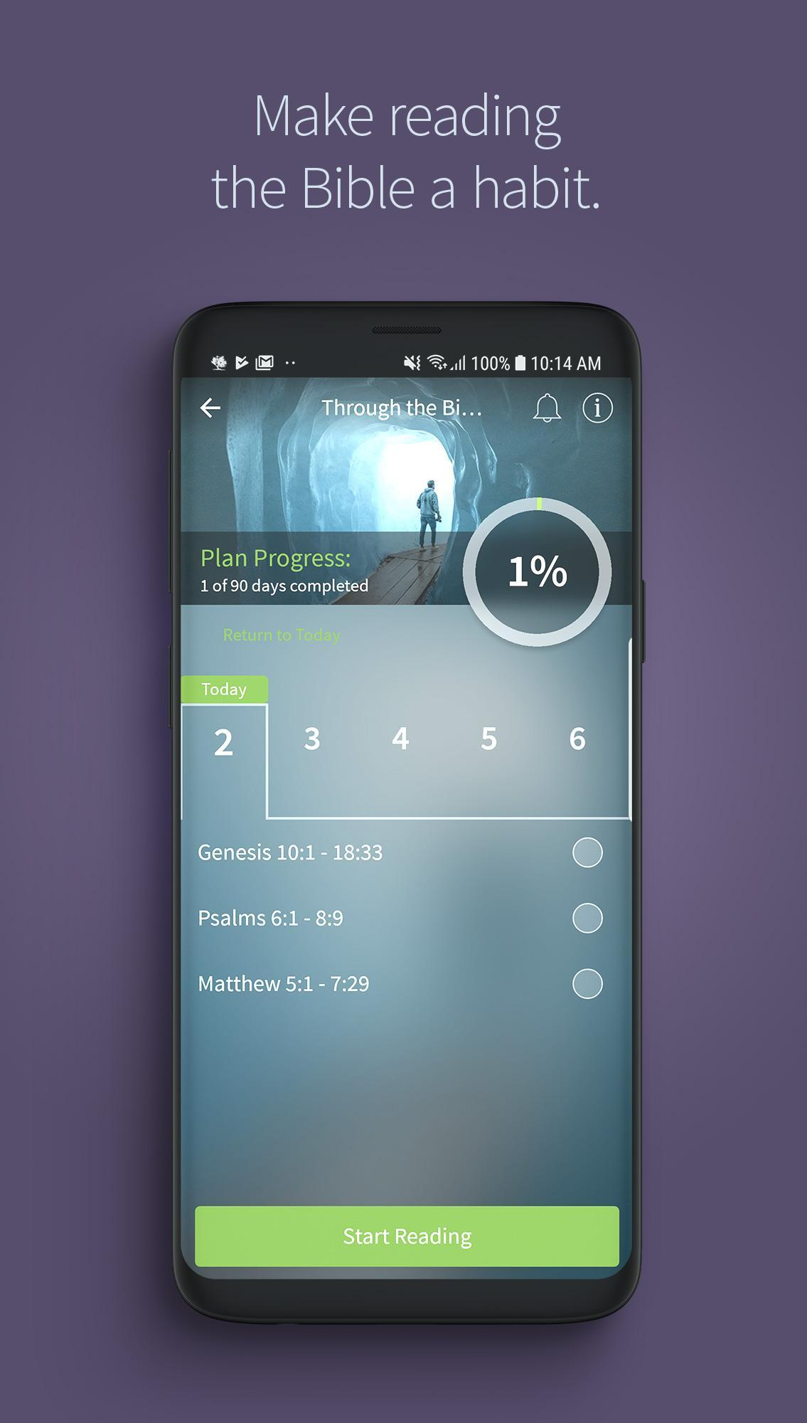 Bible App by Olive Tree for Android - APK Download