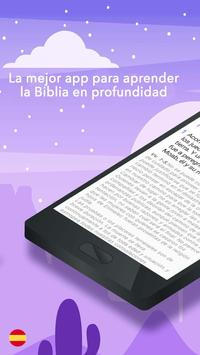 Biblia de estudio screenshot 3